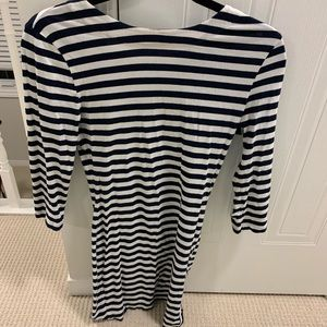 French connection quarter sleeve dress
